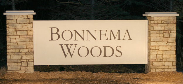 Monument And Site Signs